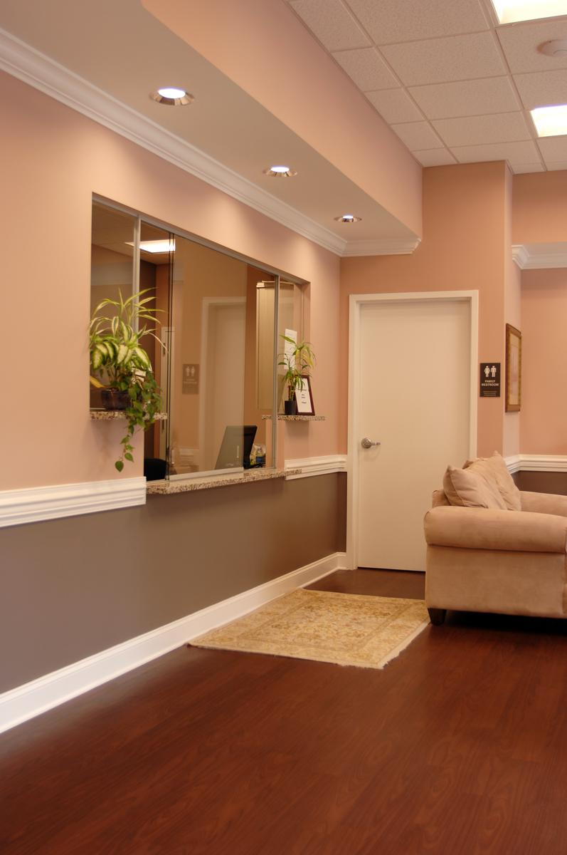 Endo Room Design: Creedmoor Centre Endocrinology